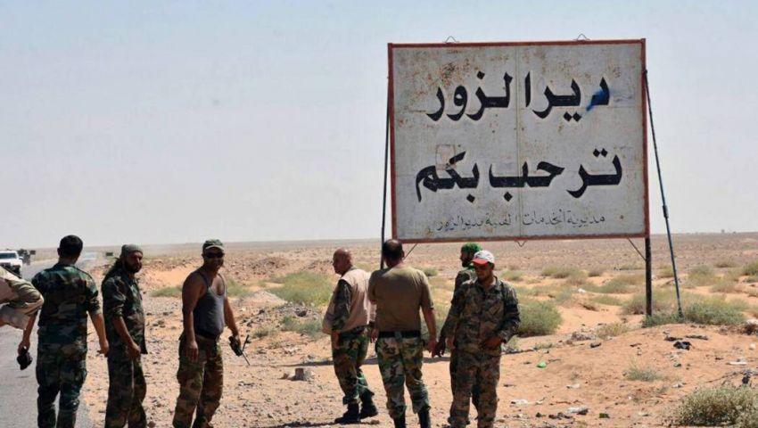 تطورات عسكرية على الحدود السورية العراقية.. عنوانها «ترامب»