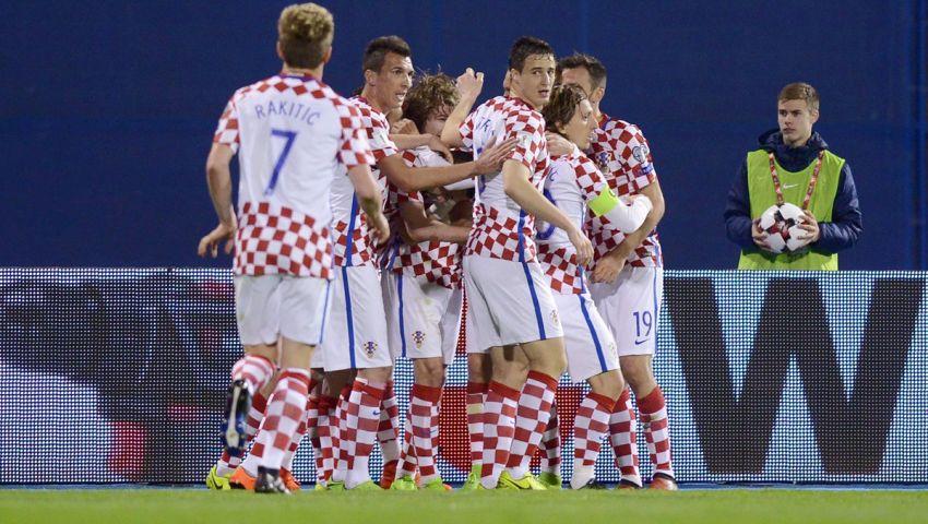 كرواتيا تؤكد صدارتها لمجموعتها بالفوز على أوكرانيا في التصفيات الأوروبية
