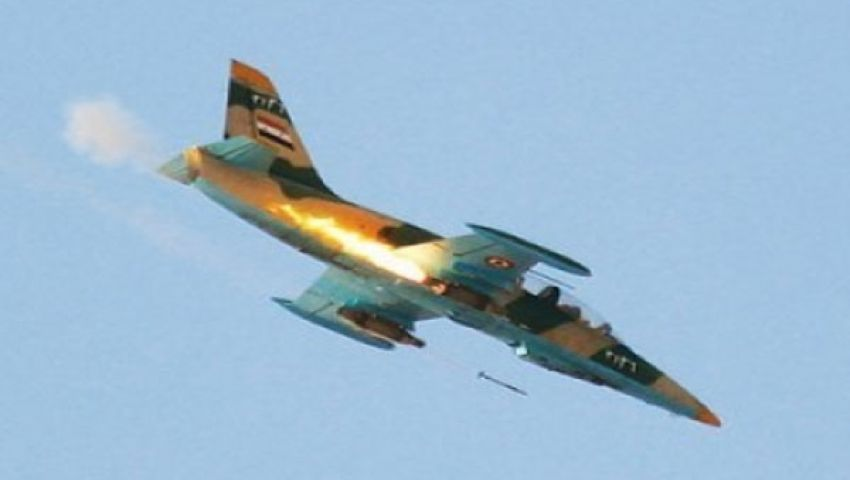 السوري الحر يسقط طائرتين للأسد