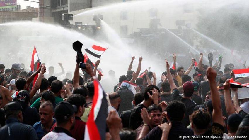 الأمم المتحدة تدعو لحوار فوري بين الحكومة العراقية والمتظاهرين
