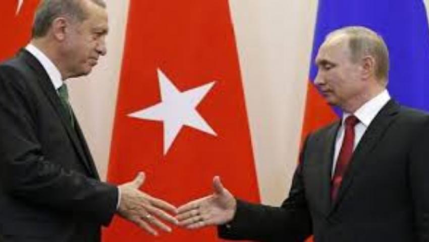موقع ألماني:  ثقة أردوغان في بوتين وضعته في مأزق بسوريا