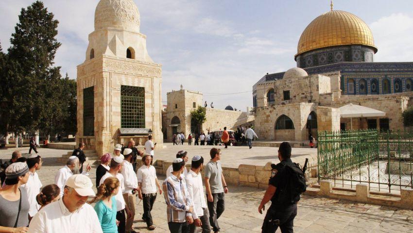 توغل وتجريف واقتحامات للأقصى.. الخناق يشتد على الفلسطينيين