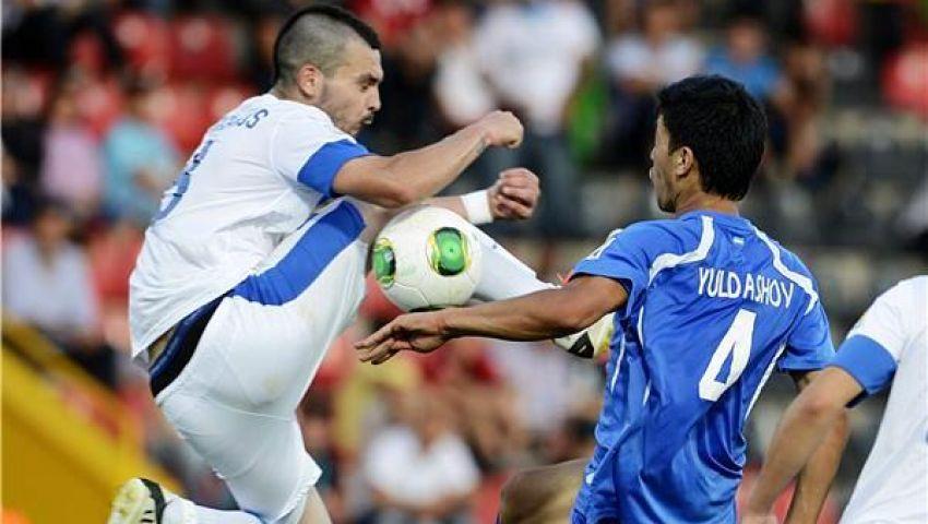 شباب أوزبكستان يقهر اليونان بمباراة ركلات الترجيح بالمونديال