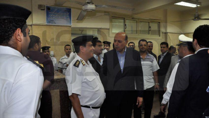 مجهول يطلق النار على مدير أمن القاهرة