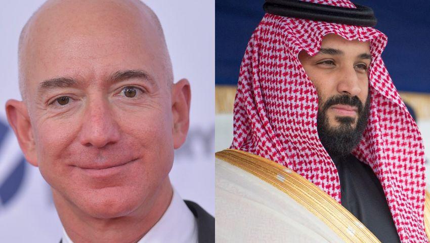 ماذا قالت الصحافة الأجنبية في ادعاءات القرصنة السعودية على هاتف مؤسس أمازون؟