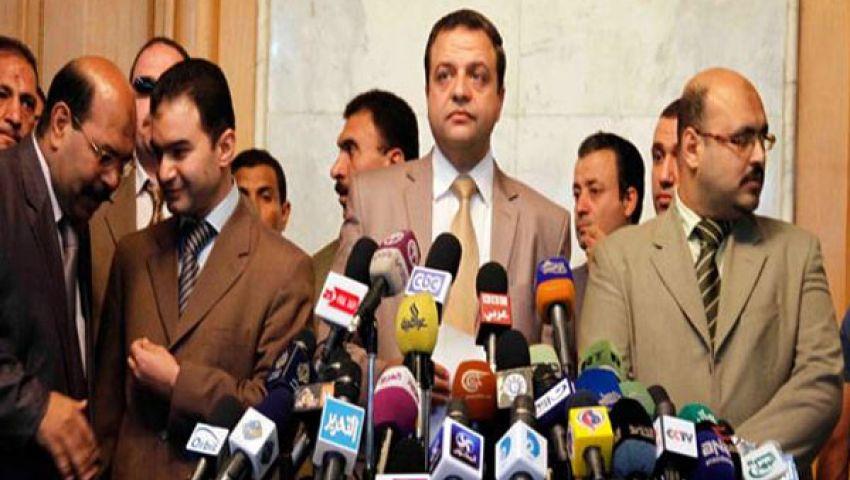 شباب القضاة تطالب منصور بالتخلص من قضاة إخوان