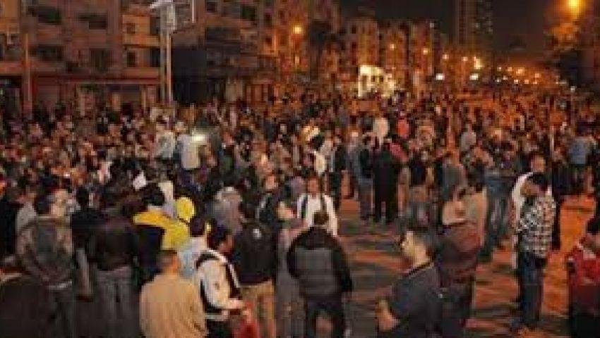 تظاهرات أنصار مرسى تنتقل إلى القرى بأسيوط