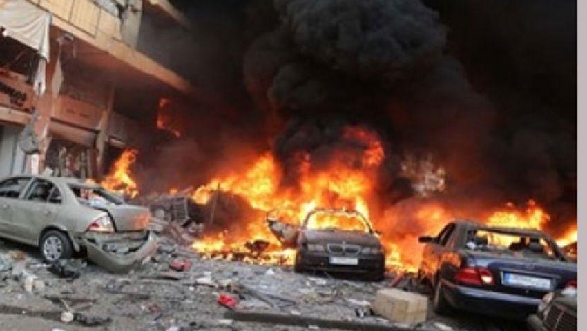 5 قتلى في انفجار قرب سفارة إيران ببيروت
