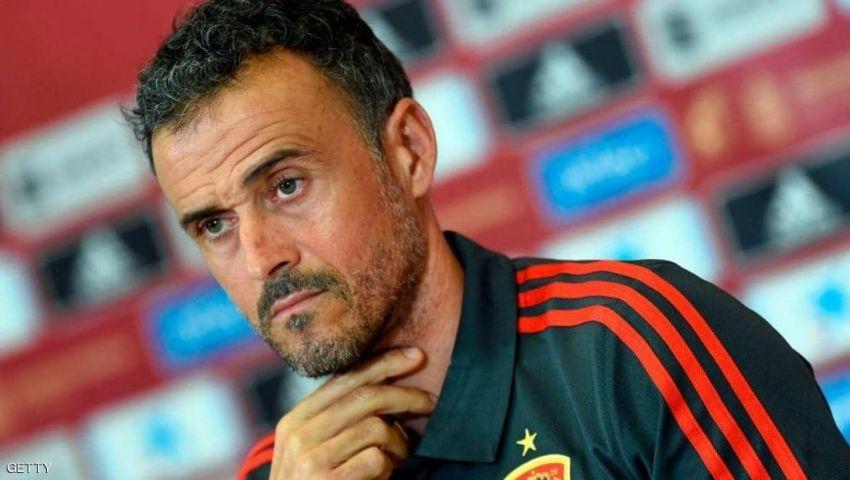 رسميًا.. لويس  إنريكي يعود لتدريب المنتخب الإسباني