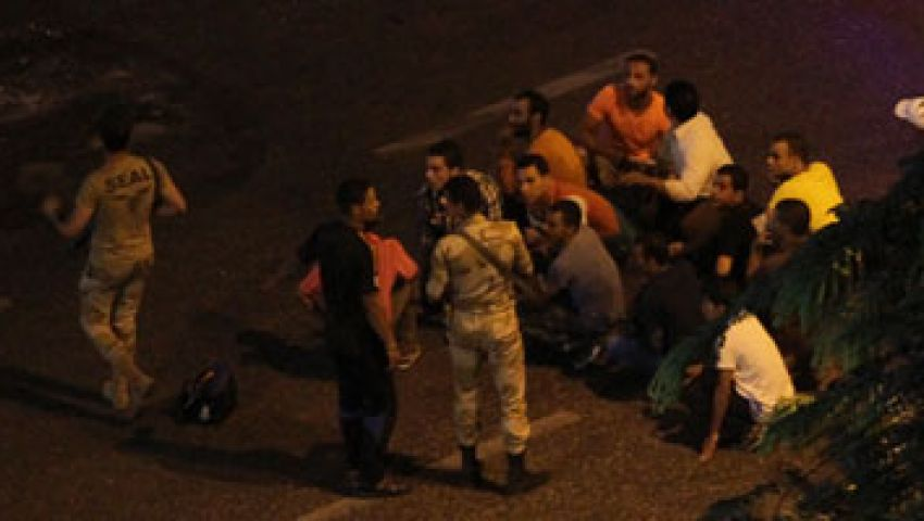 القبض على 25 بتهمة كسر حظر التجوال بـغنائم أسيوط