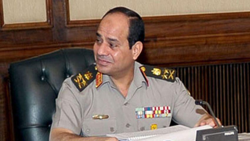 السيسي يلتقي مستشار الأمن الوطني الإماراتي