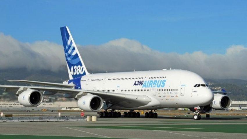 722 طلبًا على طائرات الإيرباص