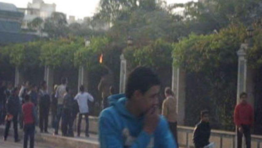 القبض على 29 من مؤيدي مرسي بطنطا