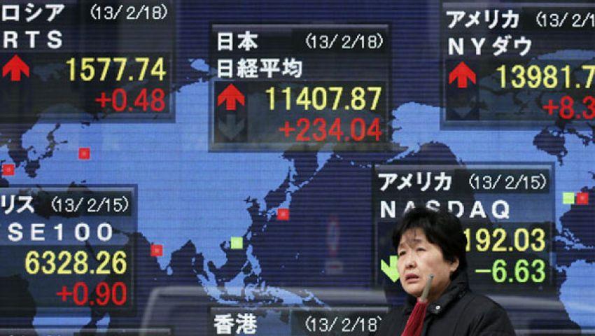 محادثات يابانية أوروبية لتعزيز التجارة الحرة