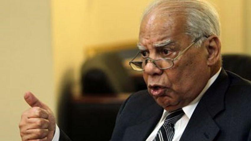 الببلاوي: لم يتم الاستقرار على أسماء الوزراء الجدد