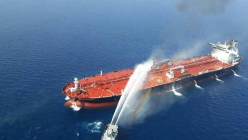 هجوم خليج عمان يشعل الحرب الكلامية بين إيران وأمريكا