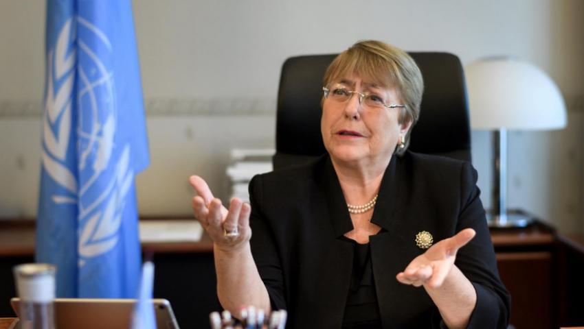 الأمم المتحدة تحث مصر على إلغاء إعدامات «غرفة عمليات رابعة» والخارجية ترد