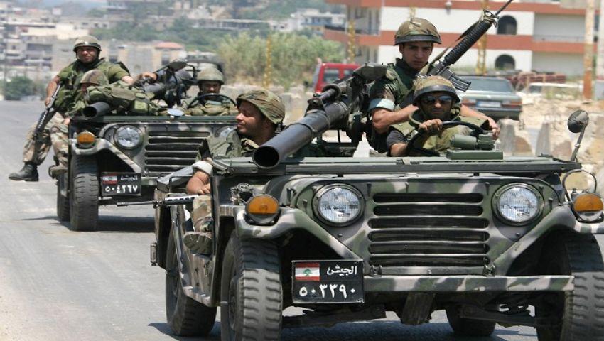 قائد الجيش اللبناني: الأوضاع الأمنية في البلاد تحت السيطرة