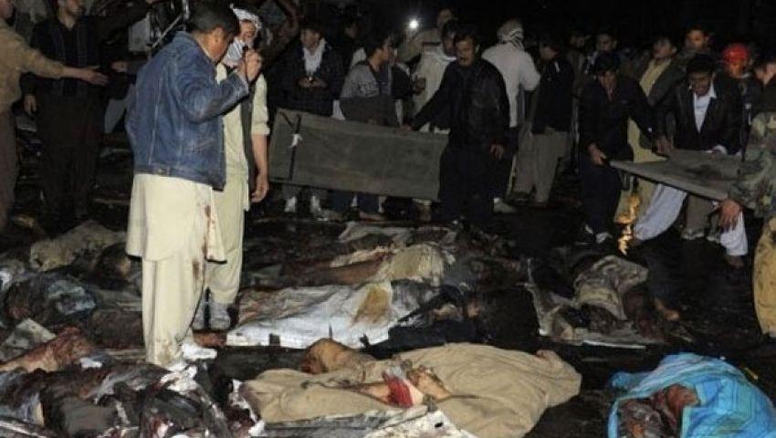 ارتفاع حصيلة ضحايا هجوم مردان في باكستان إلى 34 قتيلاً