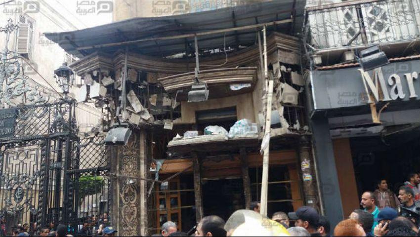 شمال سيناء تعلن الحداد 3 أيام تضامنا مع ضحايا كنيستي طنطا والإسكندرية