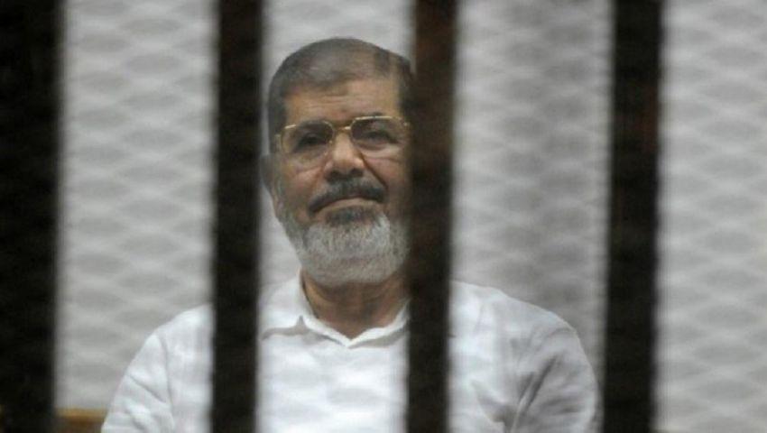 وفاة محمد مرسي أثناء محاكمته في قضية التخابر