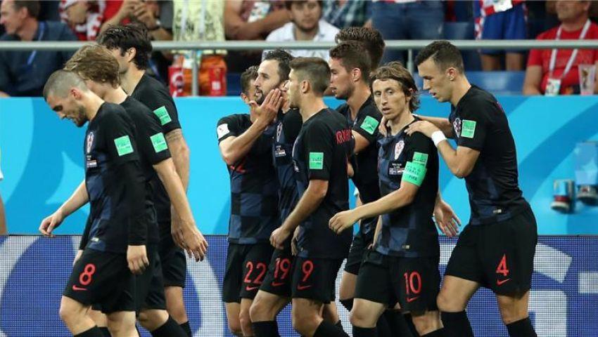 كرواتيا تسعى لتكرار إنجاز «مونديال فرنسا» على حساب الدنمارك