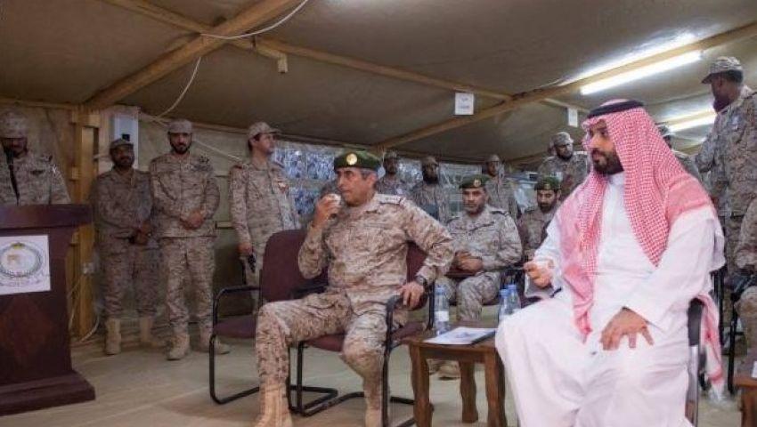 دبابات سعودية تزحف إلى حدود اليمن
