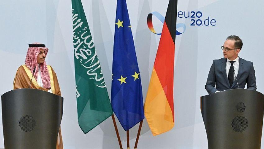 من ألمانيا.. أول تعليق سعودي علىاتفاق التطبيع بينالإمارات وإسرائيل
