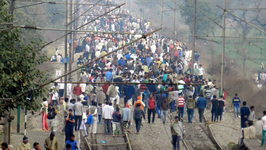 الهند.. مقتل 4 أشخاص بعد تصاعد احتجاجات طائفية
