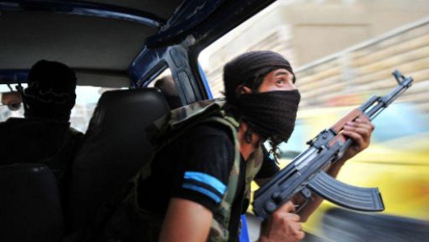 مسلحون يهاجمون استراحة ضباط الشرطة بالعريش