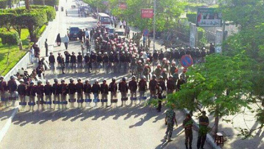 3 قتلى من أنصار مرسي أمام دار الحرس الجمهوري