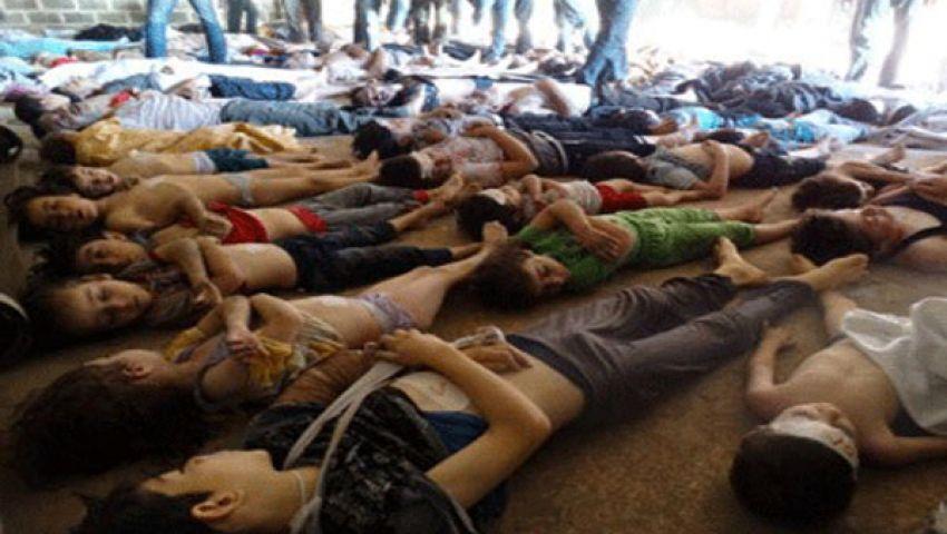 خطة أممية لتدمير مخزون الكيماوي السوري