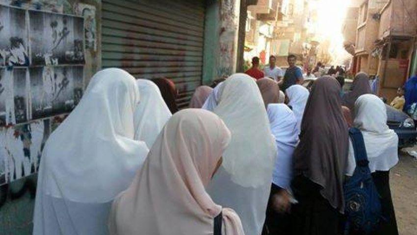 40 طالبة أزهرية بالفيوم مهددة بالحرمان من التعليم