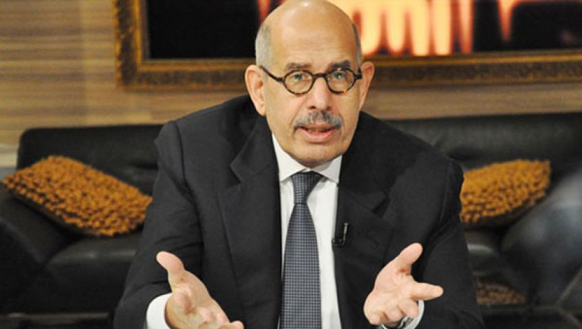 البرادعي يطالب بالتحقيق في أحداث الحرس الجمهوري