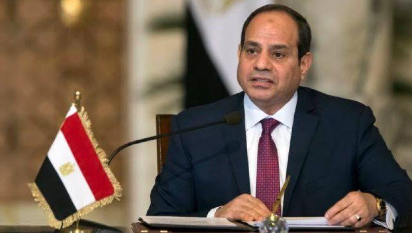 السيسي لرئيس تويوتا: مصر ستكون محورًا للصناعات والمنتجات اليابانية في المنطقة