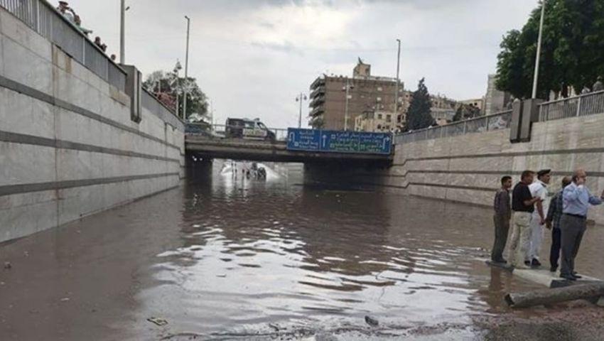 أزمة الأمطار «عرض مستمر».. والحكومة: «فوجئنا بالكمية»