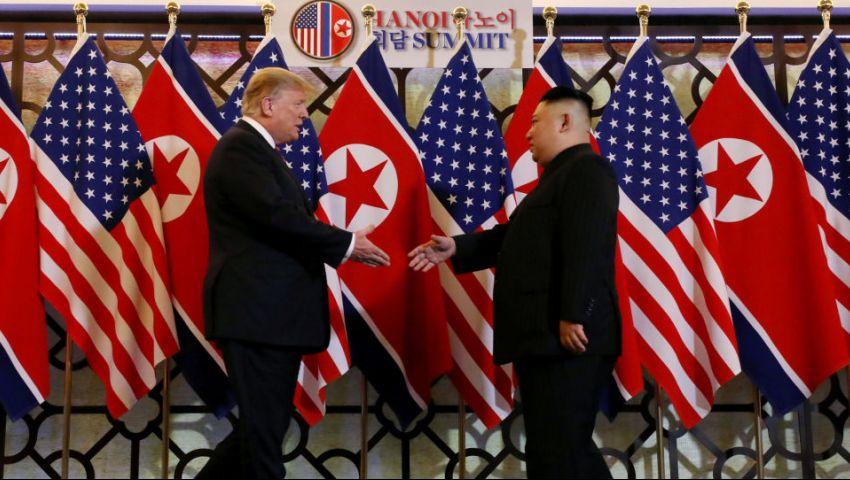 ترامب يدعو كيم إلى «مصافحته».. هل يحضر زعيم كوريا الشمالية إلى المنطقة منزوعة السلاح؟