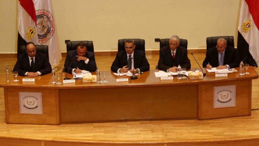 تعليمات اللجنة العليا للمرشحين والوافدين والمجتمع المدني