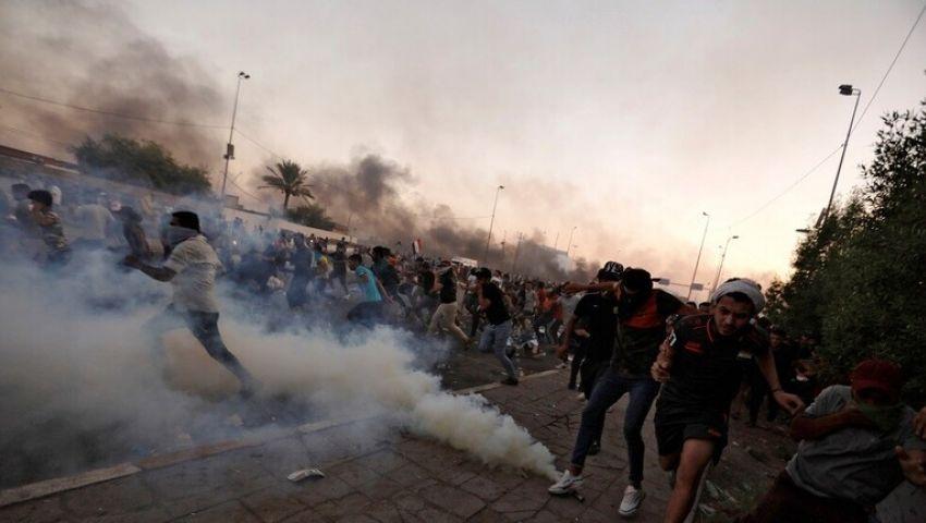 تجدد المظاهرات في العراق... و5 قتلى بالرصاص الحي