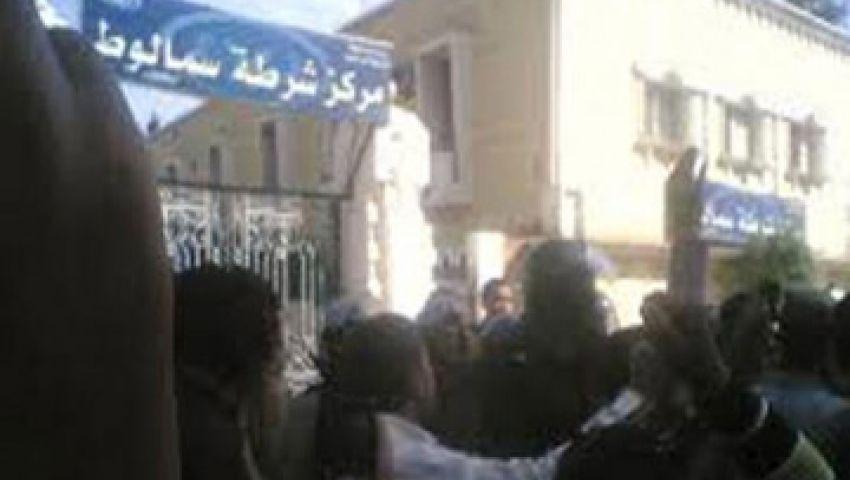 حبس 58 إخوانيًا في واقعة قسم شرطة سمالوط