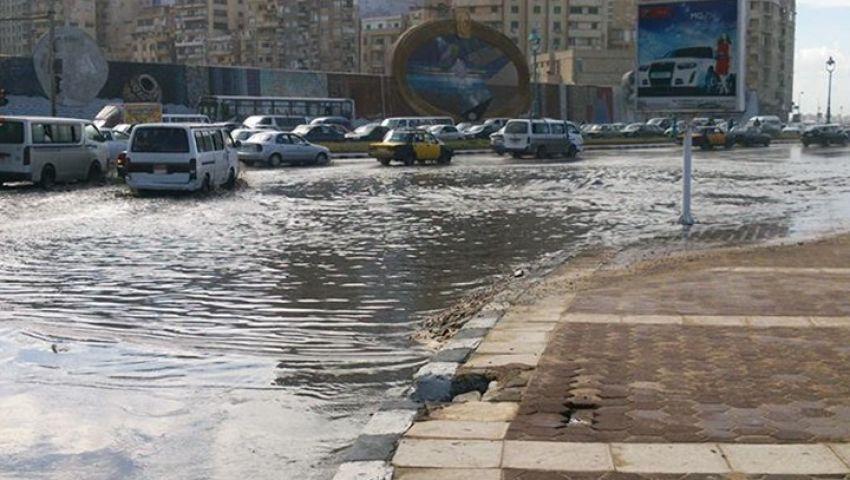 فيديو.. الأرصاد: الأمطار ستغزو أنحاء الجمهورية وستصل لحد السيول