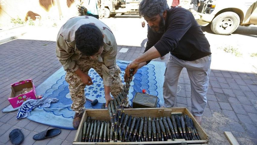 الهدوء الحذر يسيطر على طرابلس وترقب لوصول قوات حفتر