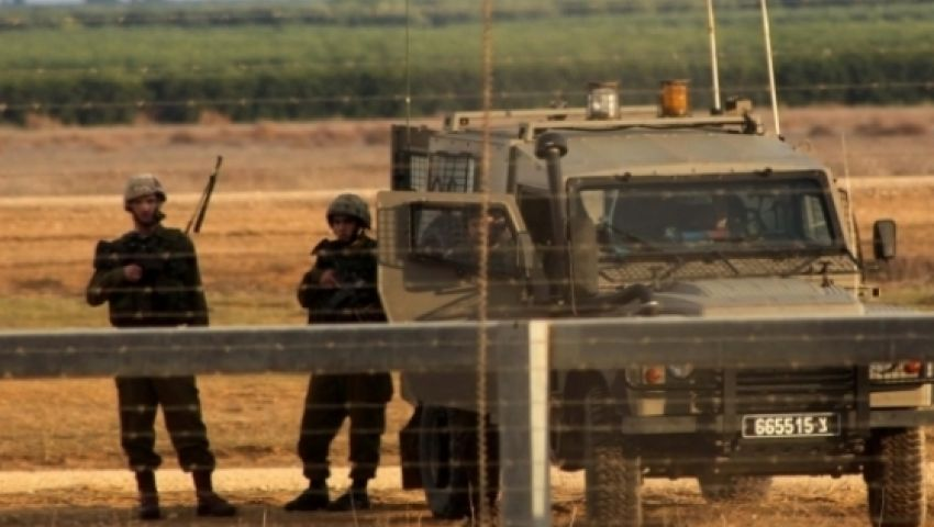 الاحتلال يطلق نيرانه تجاه قطاع غزة