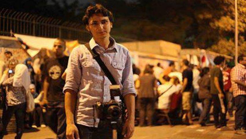 وقفة أمام الصحفيين للتنديد بمقتل مصور الحرية والعدالة