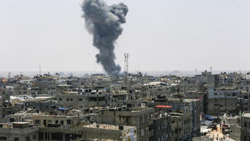 انفجاران يستهدفان قوات شرطية في غزة