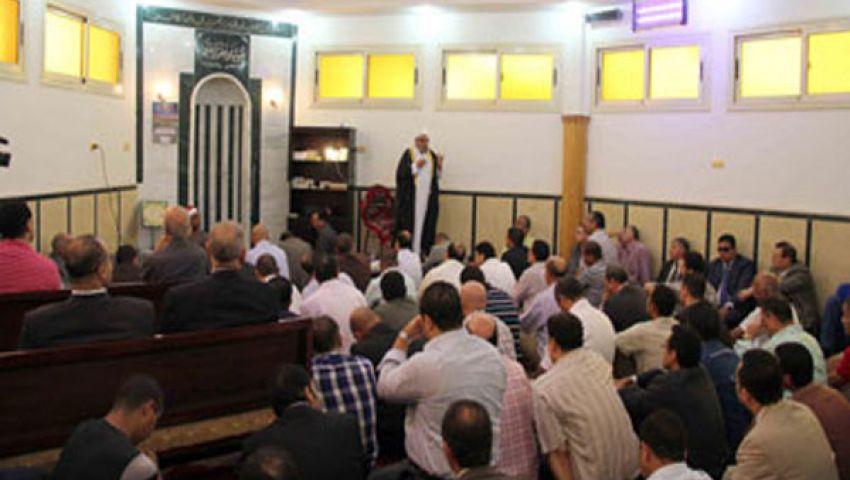 بلاغ ضد إمام مسجد بسفاجا يدعو على العسكر