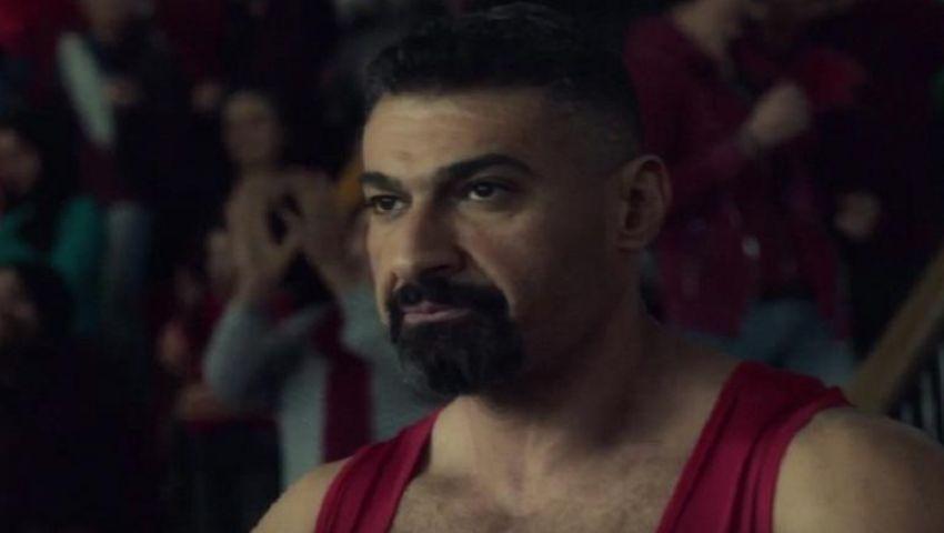 ياسر جلال يصارع على حلبة دراما رمضان.. شاهد برومو «لمس أكتاف»
