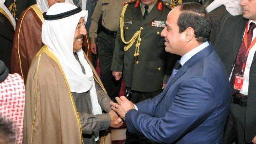 مع زيارة السيسي| بالأرقام.. العلاقات الاقتصادية بين مصر والكويت