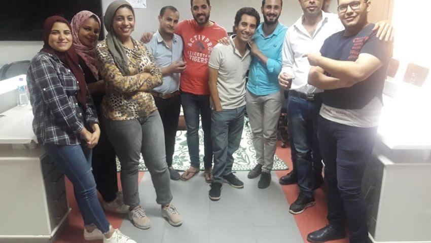 في اليوم الرابع لاعتصامهم.. فصل 4 صحفيين بجريدة التحرير