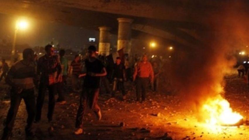 اشتباكات بين مؤيدي ومعارضي مرسي بطنطا والمحلة